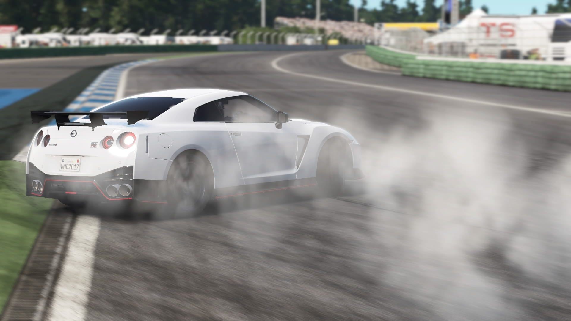 Project CARS 2 — drift