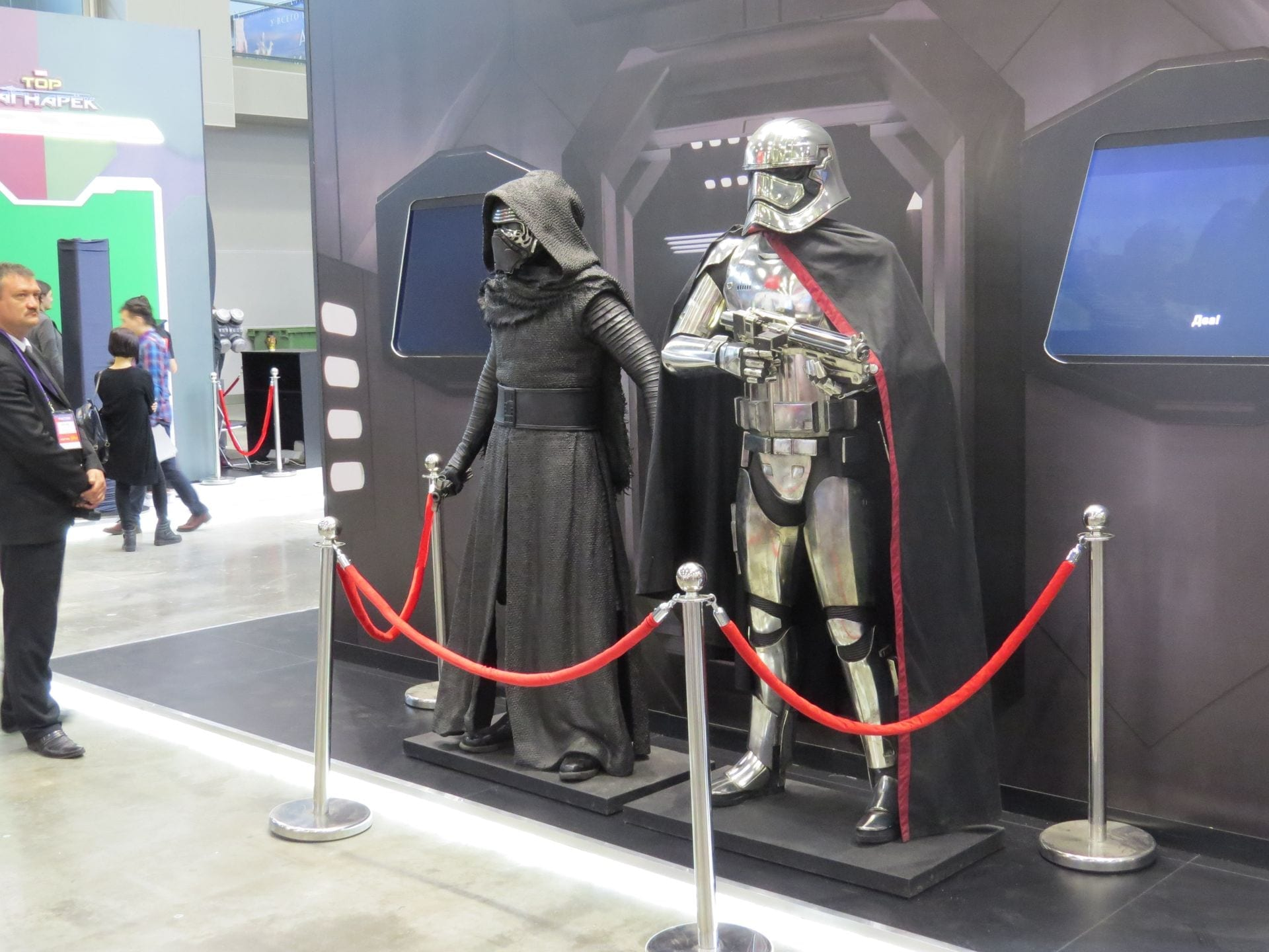 Игромир 2017 Star Wars