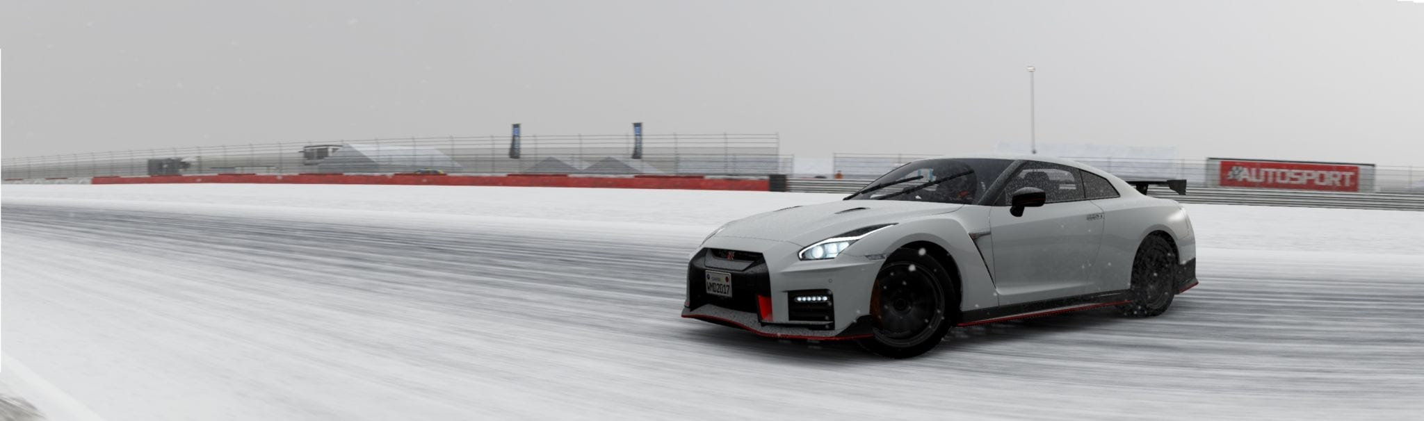 Project CARS 2 — snow — winter