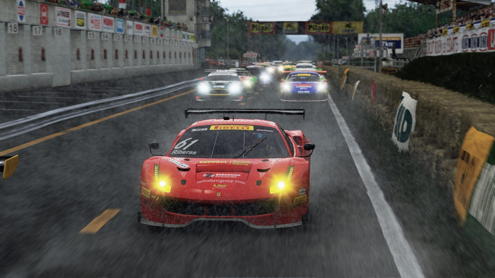 Project CARS 2 — weather