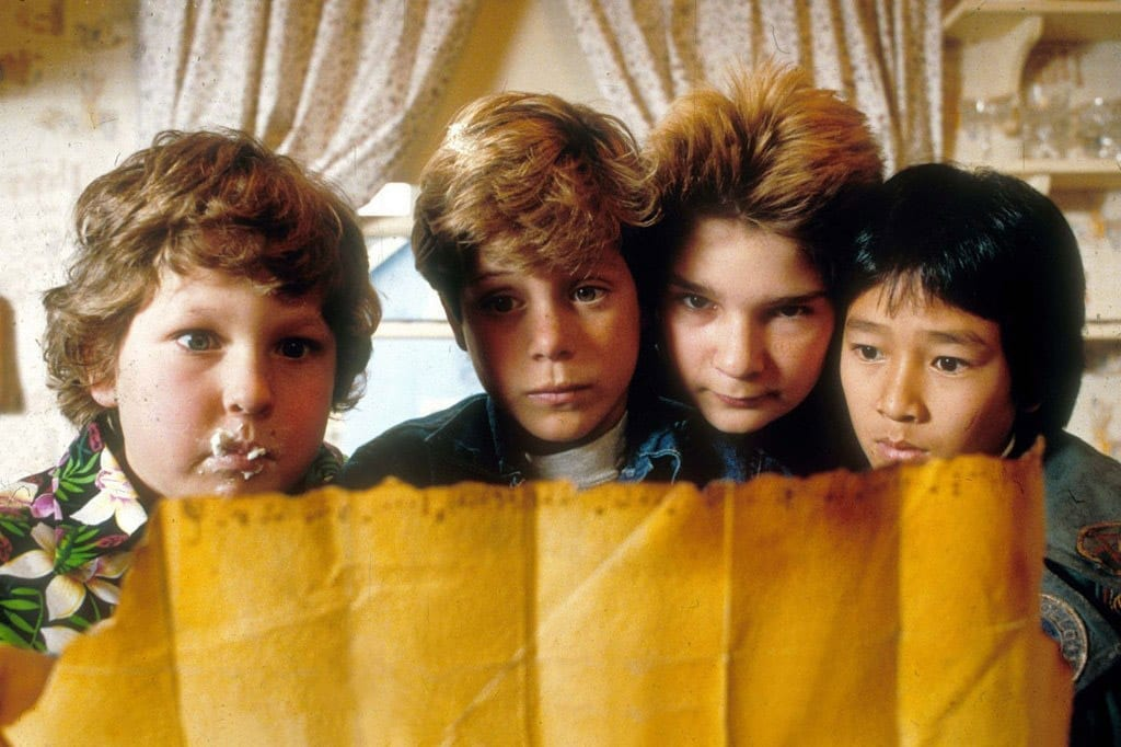 The-Goonies-pirate-treasure-map
