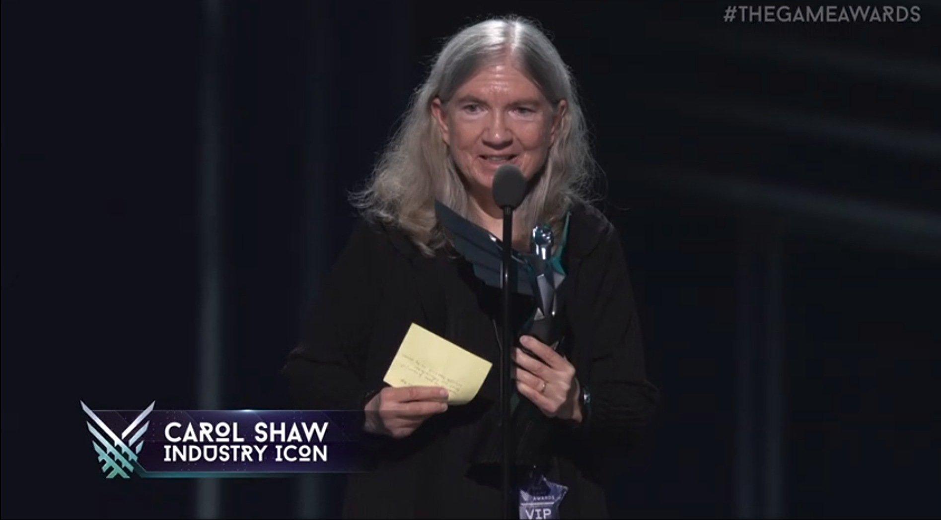 Carol Shaw