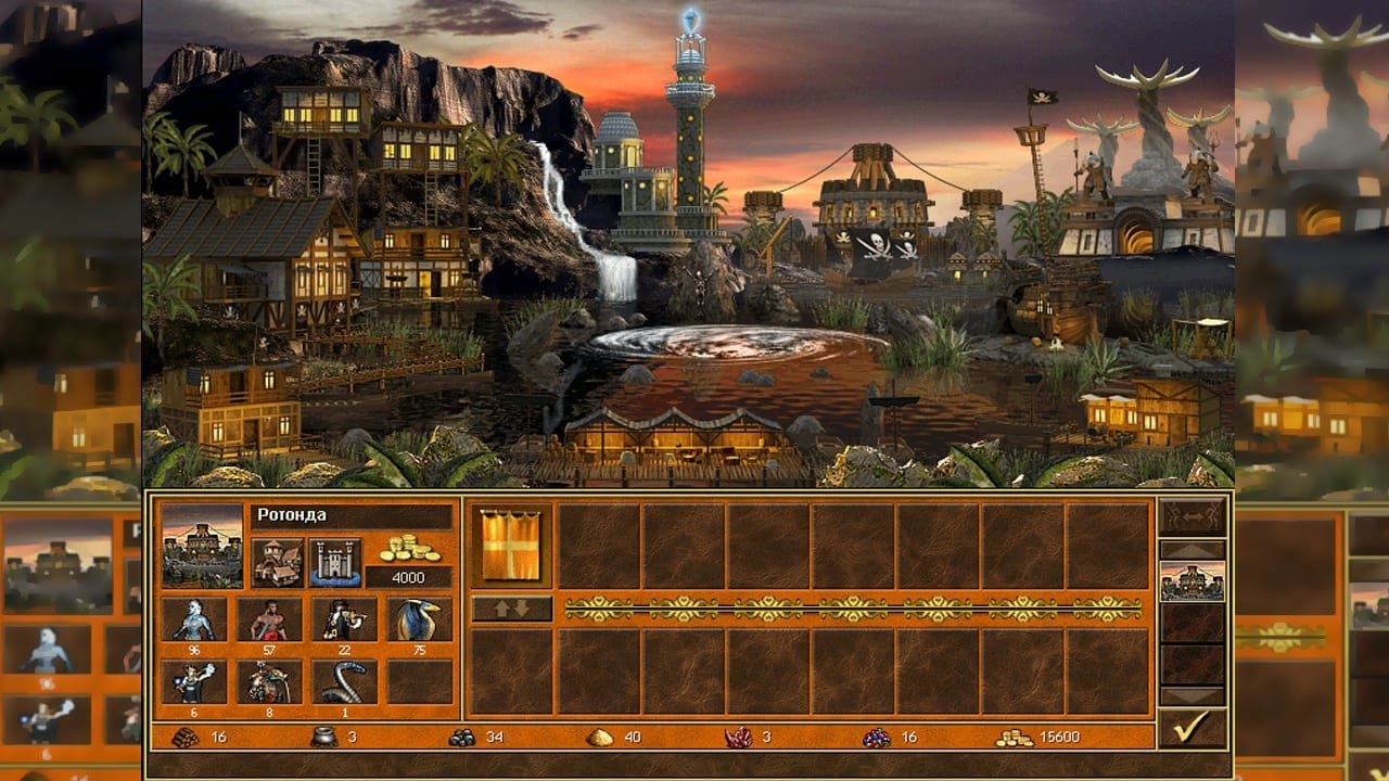 Heroes of Might and Magic III: Horn of the Abyss