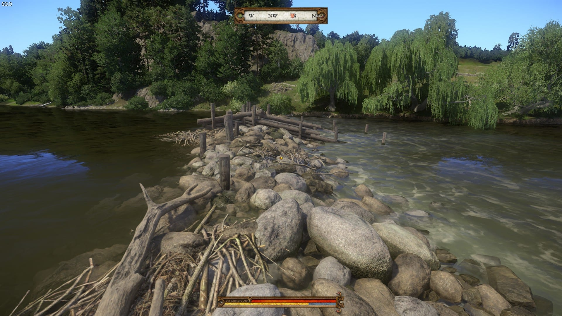 Kingdom Come: Deliverance Плотина у мельницы