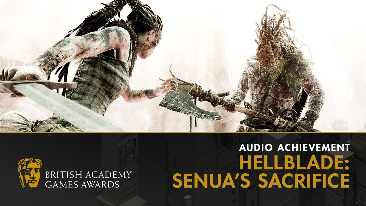 Audio Achievement Hellblade Senuas Sacrifice