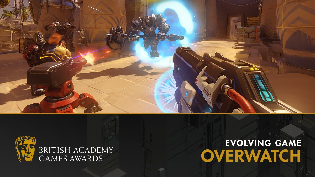 Evolving Game Overwatch