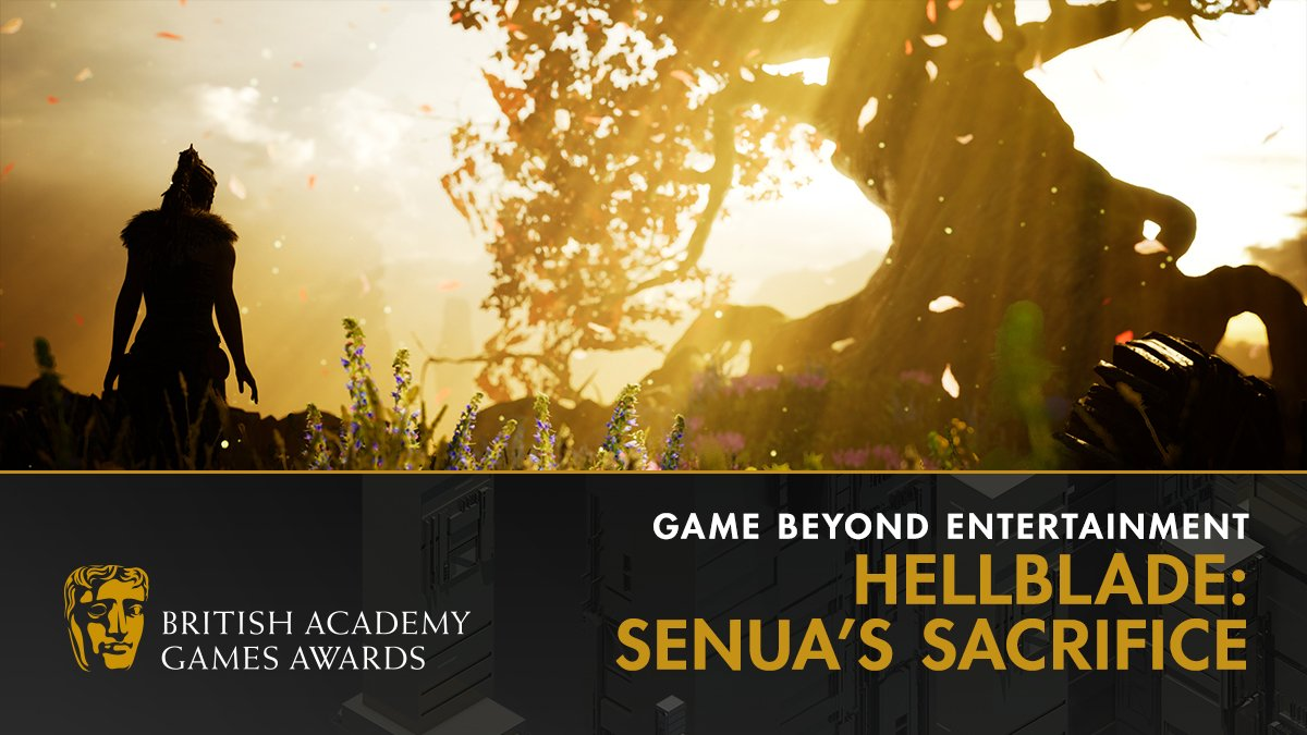 Game Beyond Entertainment Hellblade Senuas Sacrifice