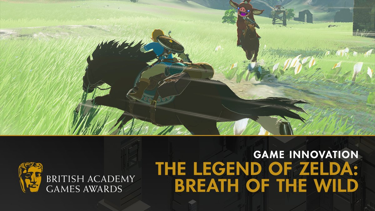 Game Innovation The Legend of Zelda Breath of the Wild