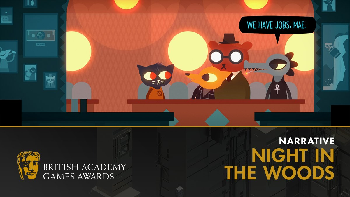 Narrative Night in the Woods