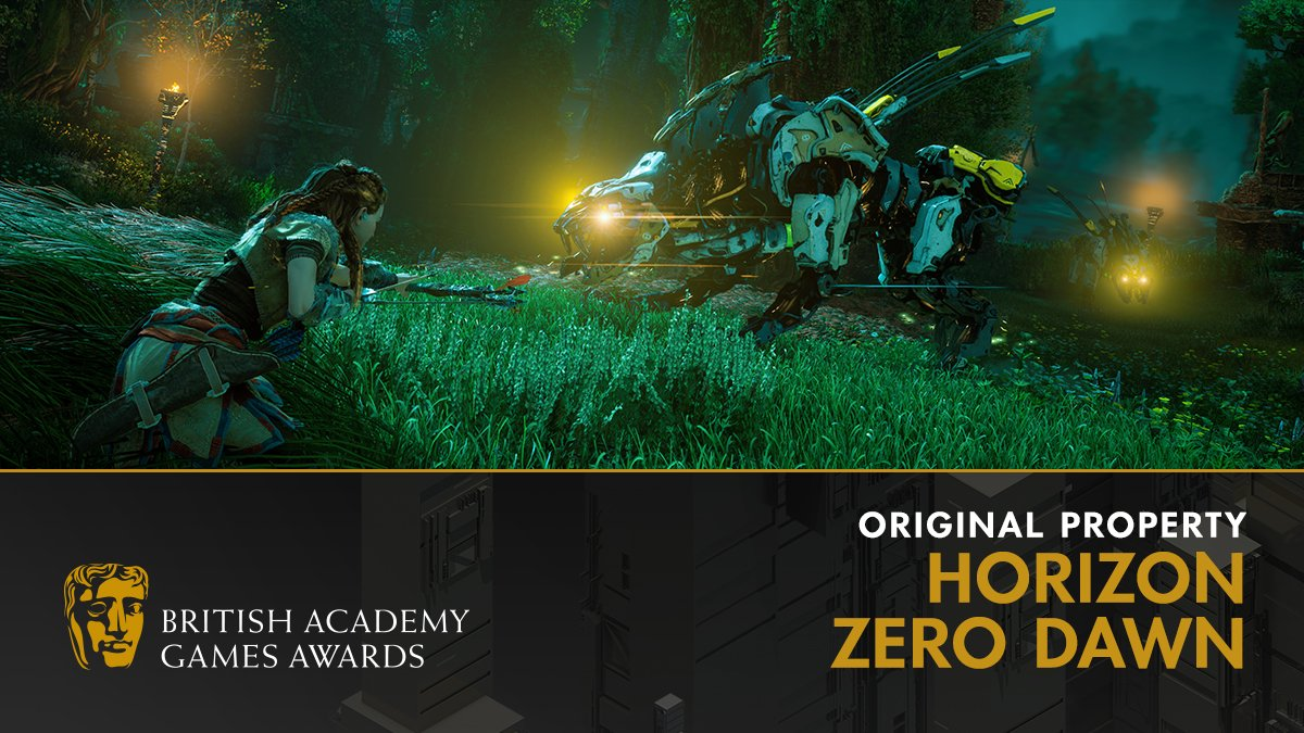 Original Property Horizon Zero Dawn