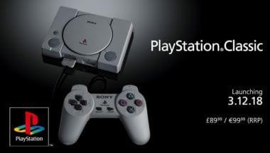 PlayStation Classic анонс