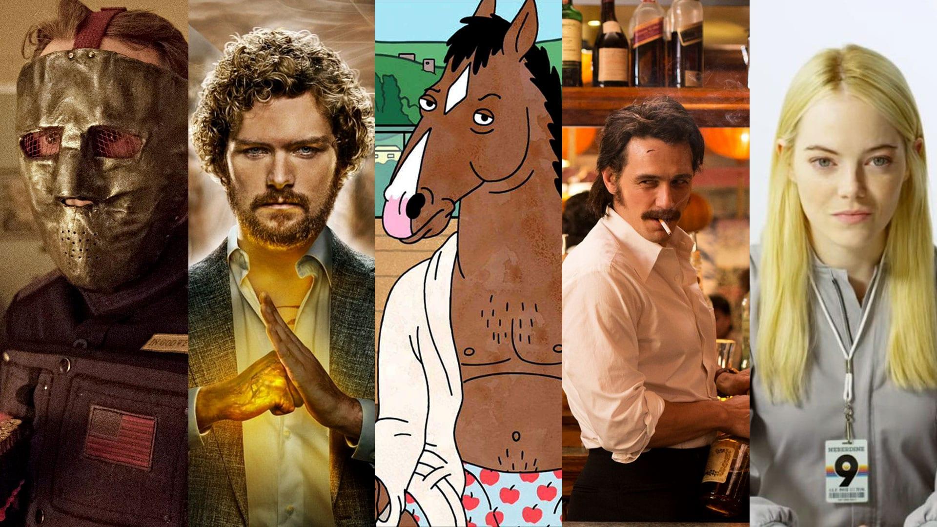 Пять сериалов сентября 2018