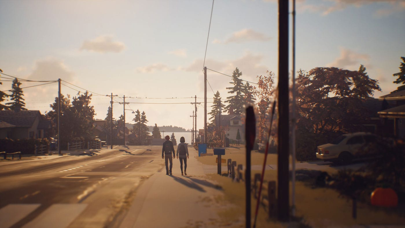 Life is Strange 2: Episode 1 - Roads