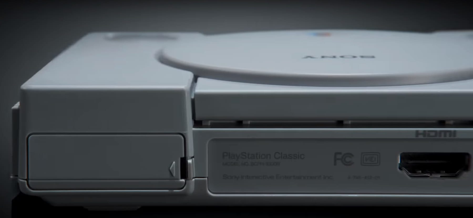 playstation classic back