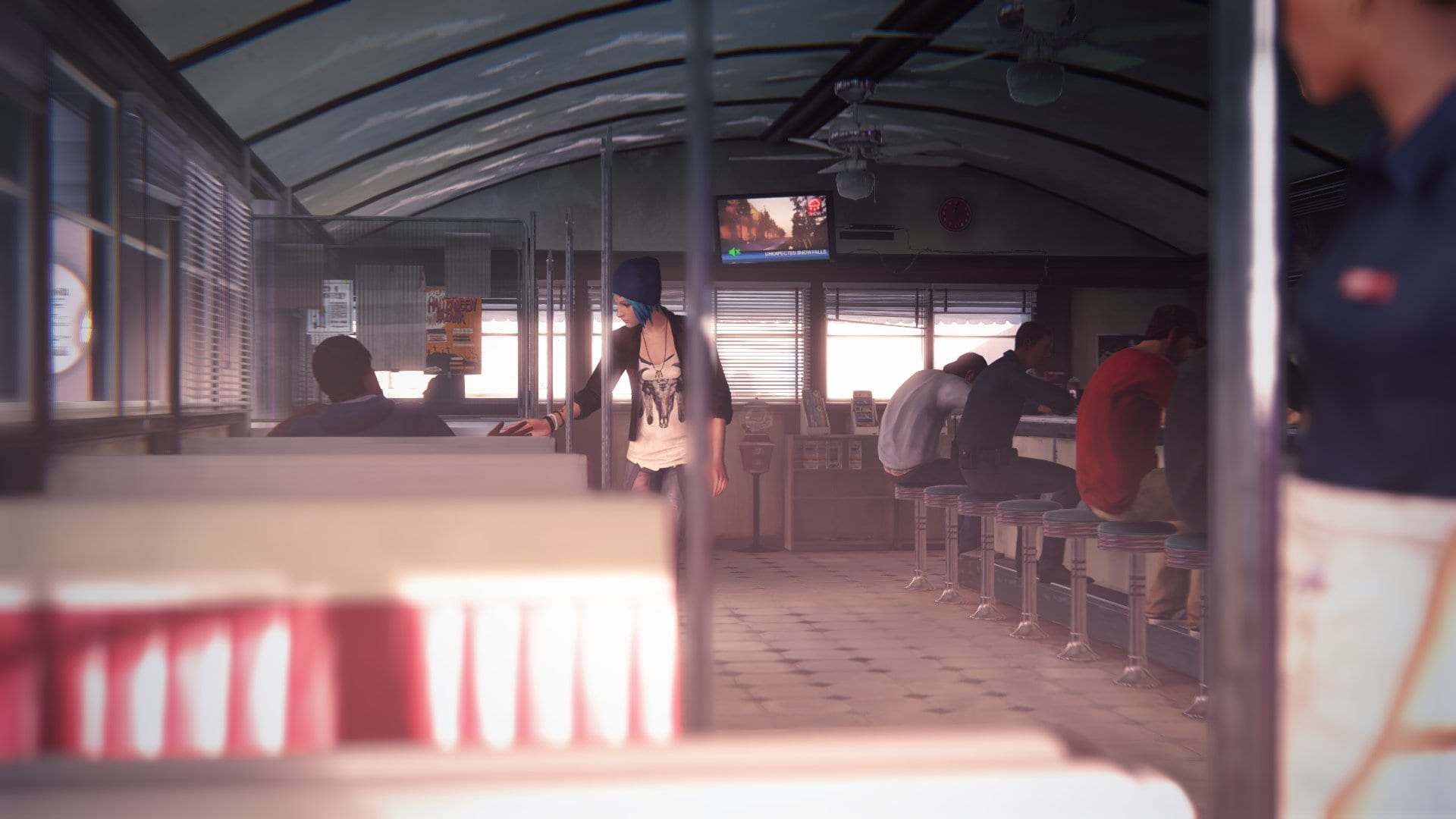 Life Is Strange Two Whales Diner