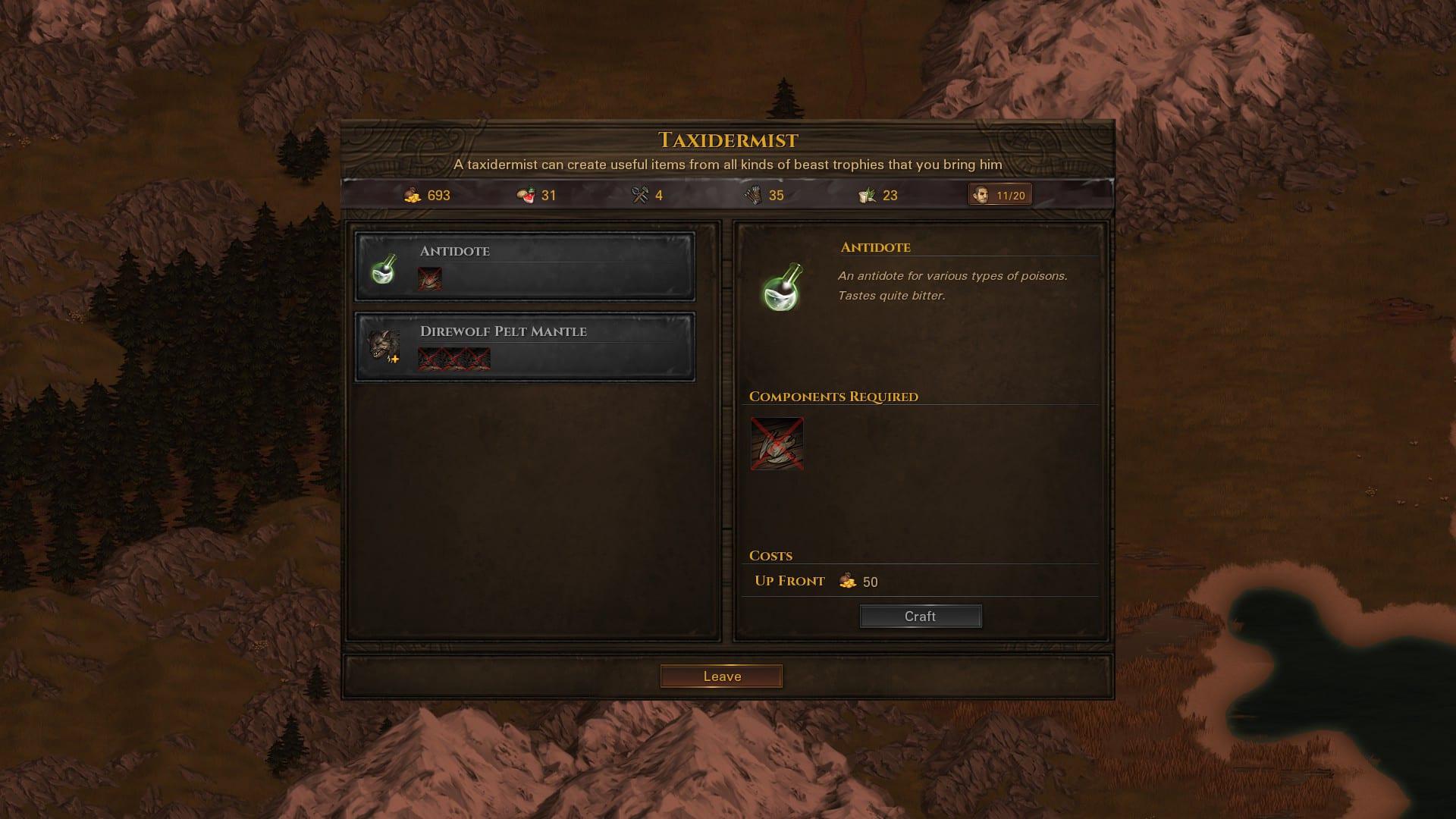 Beasts & Exploration — обзор первого дополнения для Battle Brothers
