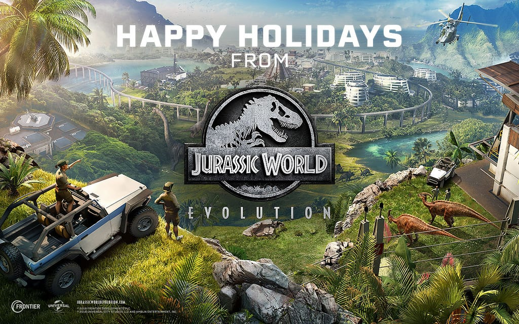 Frontier — Jurassic World Evolution