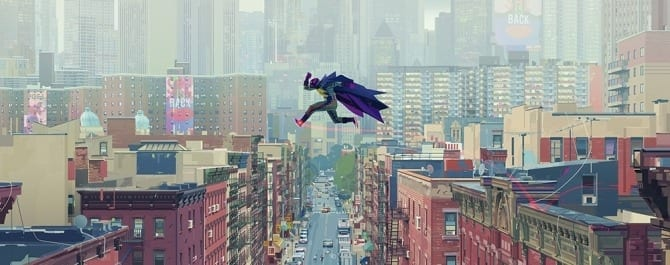 spider-man-into-the-spider-verse-art