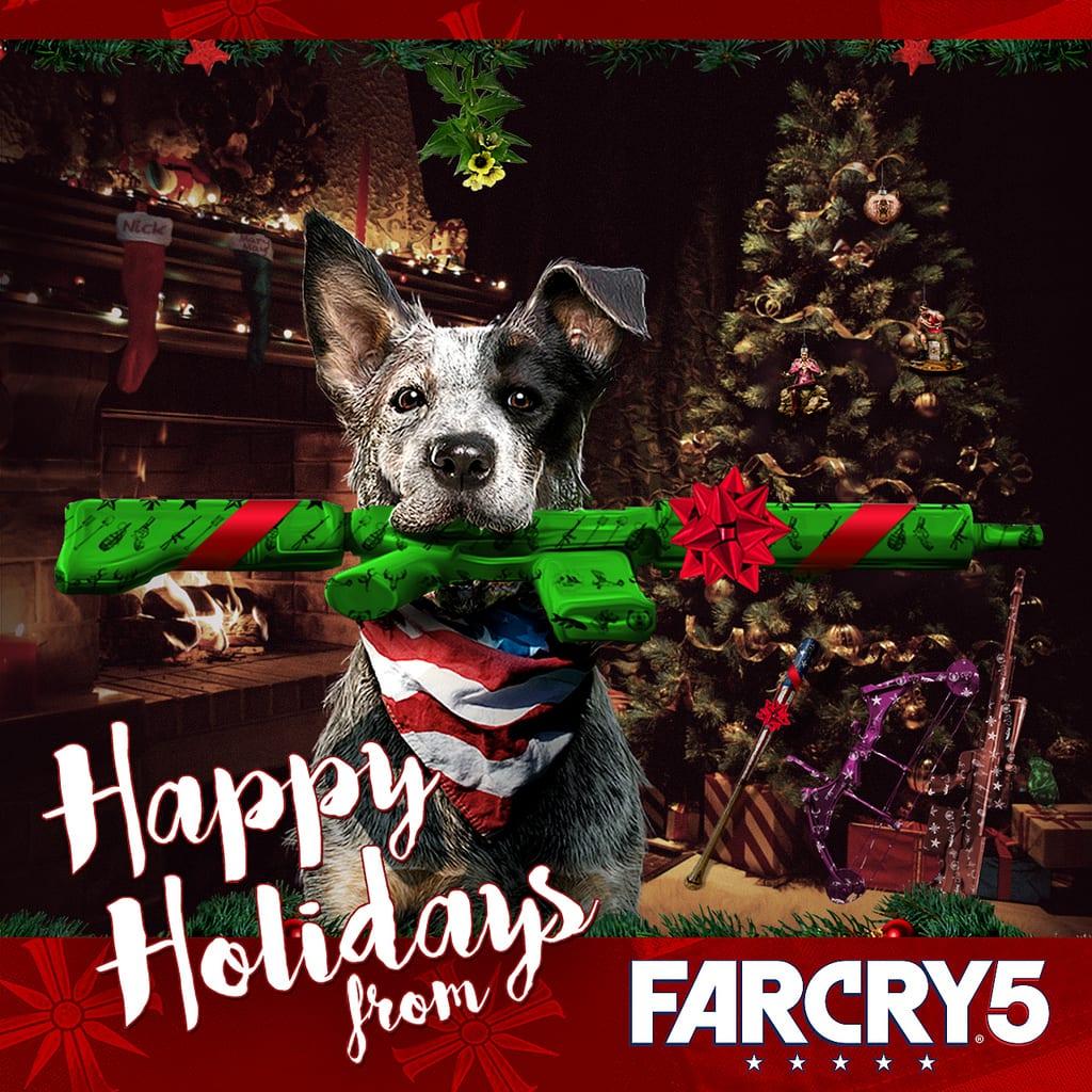 Ubisoft — Far Cry 5