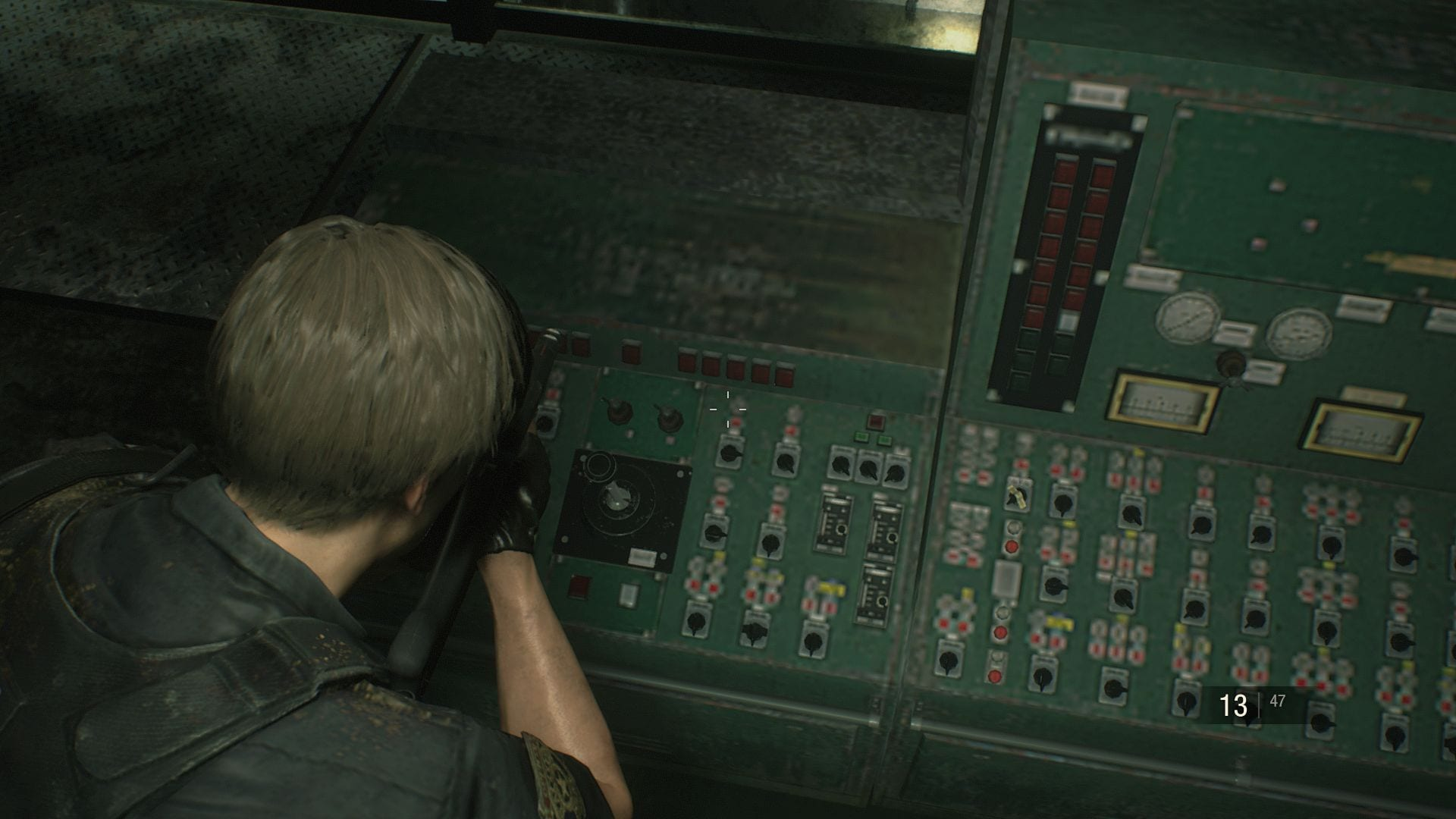 RE2Remake Textures