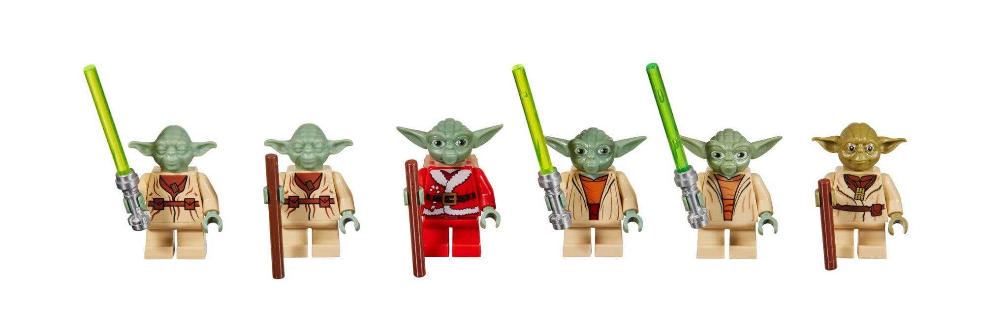 LEGO_Idea_House_Archive_7103_4502_7958_7964_75002_75208_Yoda_2002-2018