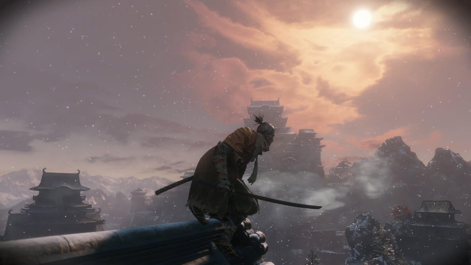 Обзор Sekiro: Shadows Die Twice