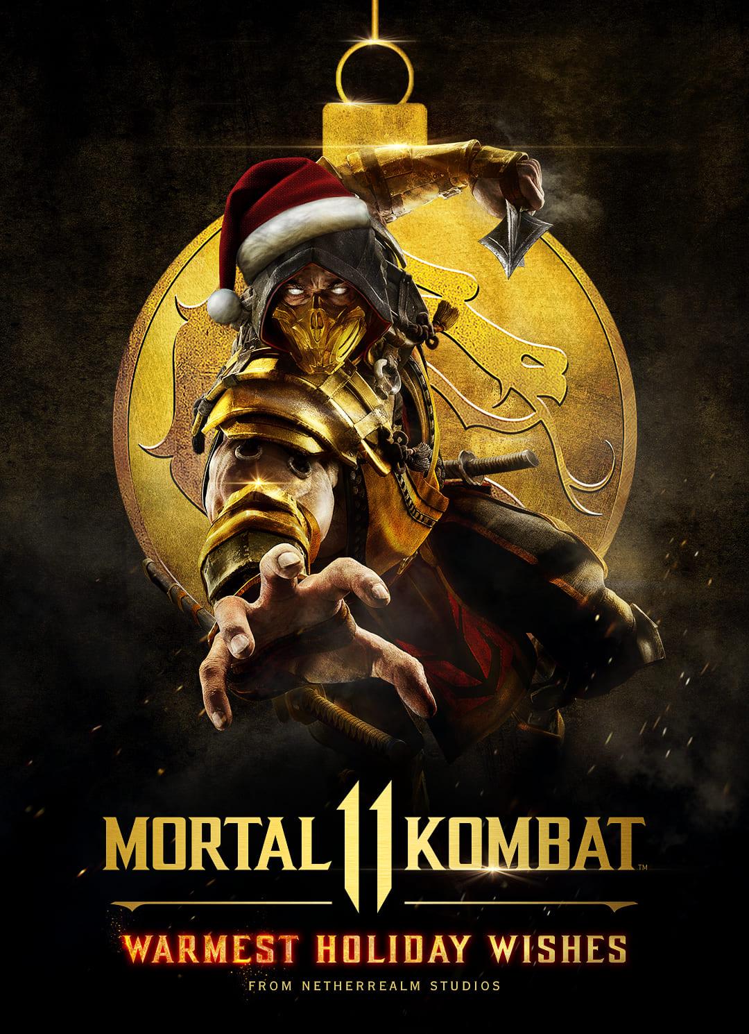 NetherRealm Mortal Kombat 11