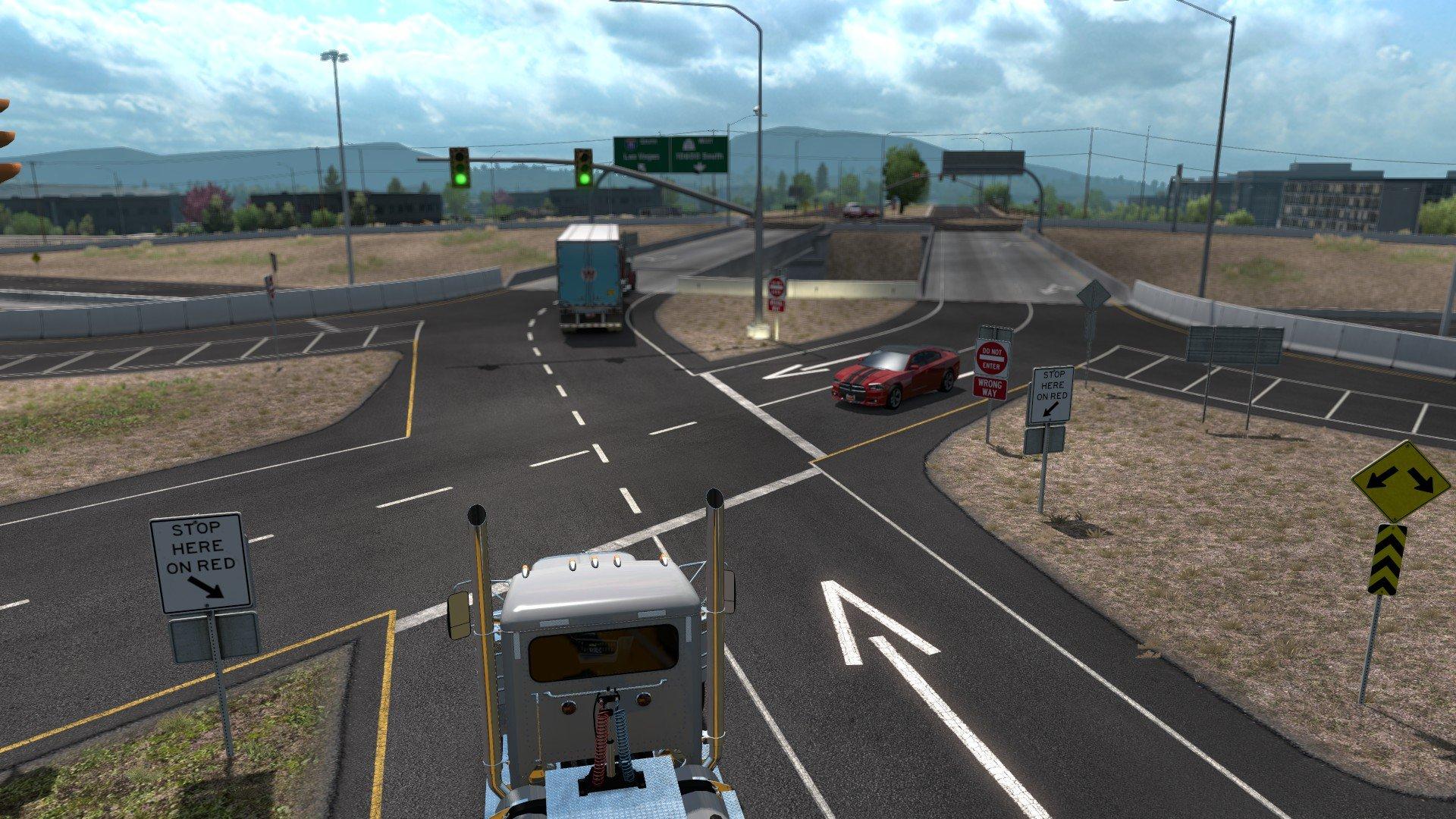 American/Euro Truck Simulator